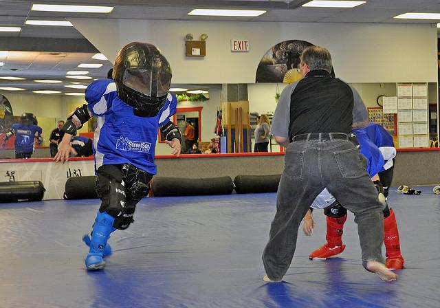 Reality-Based Self Defense: Scenario Training - 1