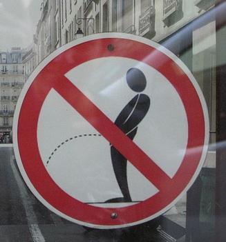 no-pissing